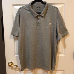 Adidas Men's Polo Golf Shirt xL EUC